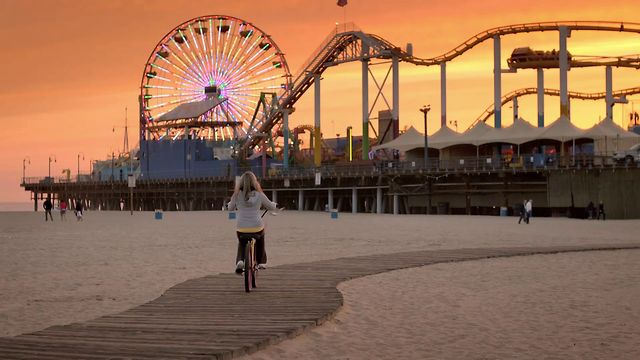 Is La An Ideal Tourist Destination Well Last Year Alone Los Angeles Hosted Over 40 Million Visitors Which A Slightly Higher Number Than That Seen The