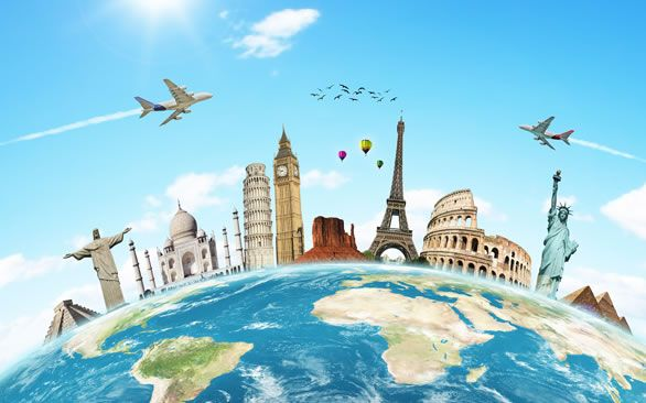Four Tools To Plan Your Trip Time To Wander – World Map Travel Planner