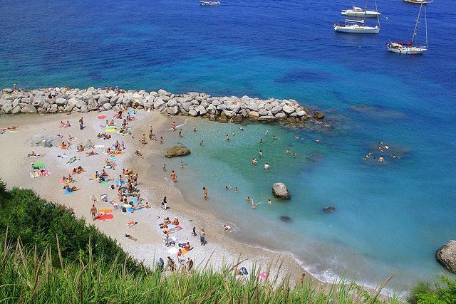 Beaches Of The Amalfi Coast Time To Wander
